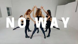 NO WAY -- SIX the Musical | Katharine Quinn Choreography