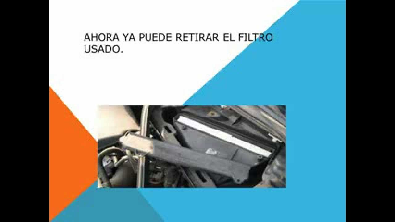 como cambiar filtro habitaculo filtro anti polen en un renault megane i youtube. Black Bedroom Furniture Sets. Home Design Ideas