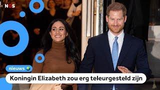 Prins Harry en Meghan willen minder grote rol in koningshuis