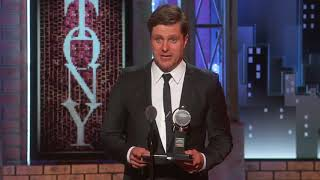 Acceptance Speech: Neil Austin (2018)