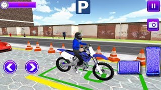 Trial Bike Parking Level 1-15 Android Game