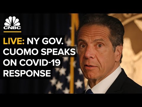 WATCH LIVE: New York Gov. Andrew Cuomo holds a briefing on the coronavirus outbreak — 7/13/2020