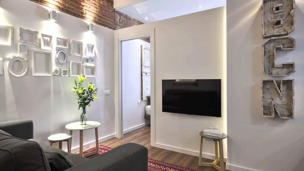 Reformas de pisos barcelona obras de rehabilitaci n for Coste reforma integral piso 90 metros