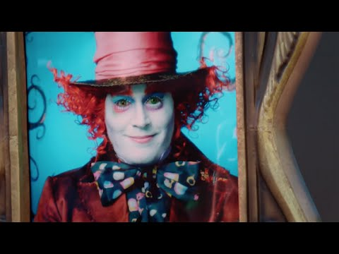 Enjoy Mad Hatter's Adventures In Disneyland!