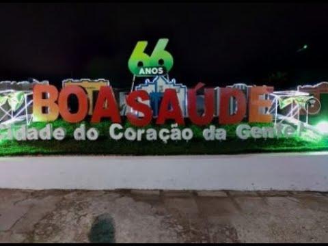 TV CÓRREGO - BOA SAÚDE, 66 anos