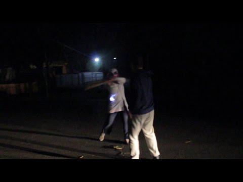 Killer Clown Gets Hit By Car (ORIGINAL)