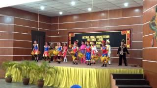 ACTION SONG SK PUCHONG UTAMA 2015