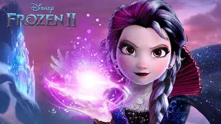 Download lagu Frozen 2: Elsa goes to the dark side ❄️🖤 The great evil of the enchanted forest | Alice Edit!