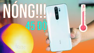 Helio G90T trên Redmi Note 8 Pro: QUÁ NGON nhưng QUÁ NÓNG!!!