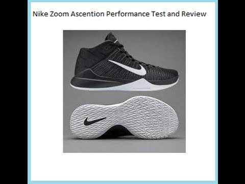 Performance Test for the Nike Zoom Ascension s - YouTube d83b2fc35