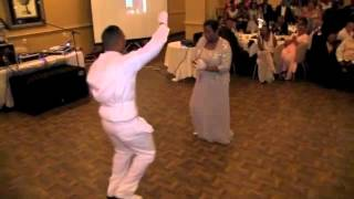 Funny Mother Son Dance (Gary Virgie) 2014