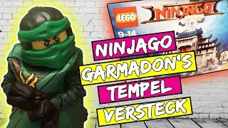 Ninjago Garmadon