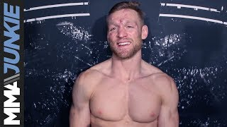 Scott Holtzman full post-UFC Fight Night 123 interview