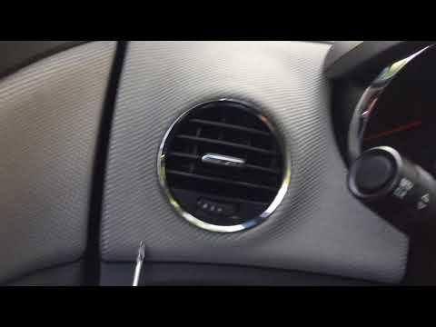 Ремонт воздуховода Chevrolet Cruze 2013