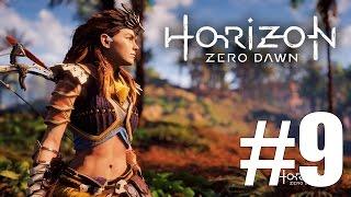 Horizon: Zero Dawn (#9) - Завод где собирают роботов (PS4)