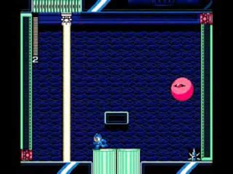 Megaman Unlimited Bugs (Found during development)