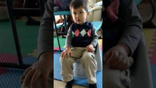 01/2017 bubba need to remove pants for potty