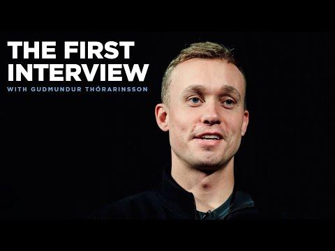 GUDMUNDUR THÓRARINSSON   THE FIRST INTERVIEW