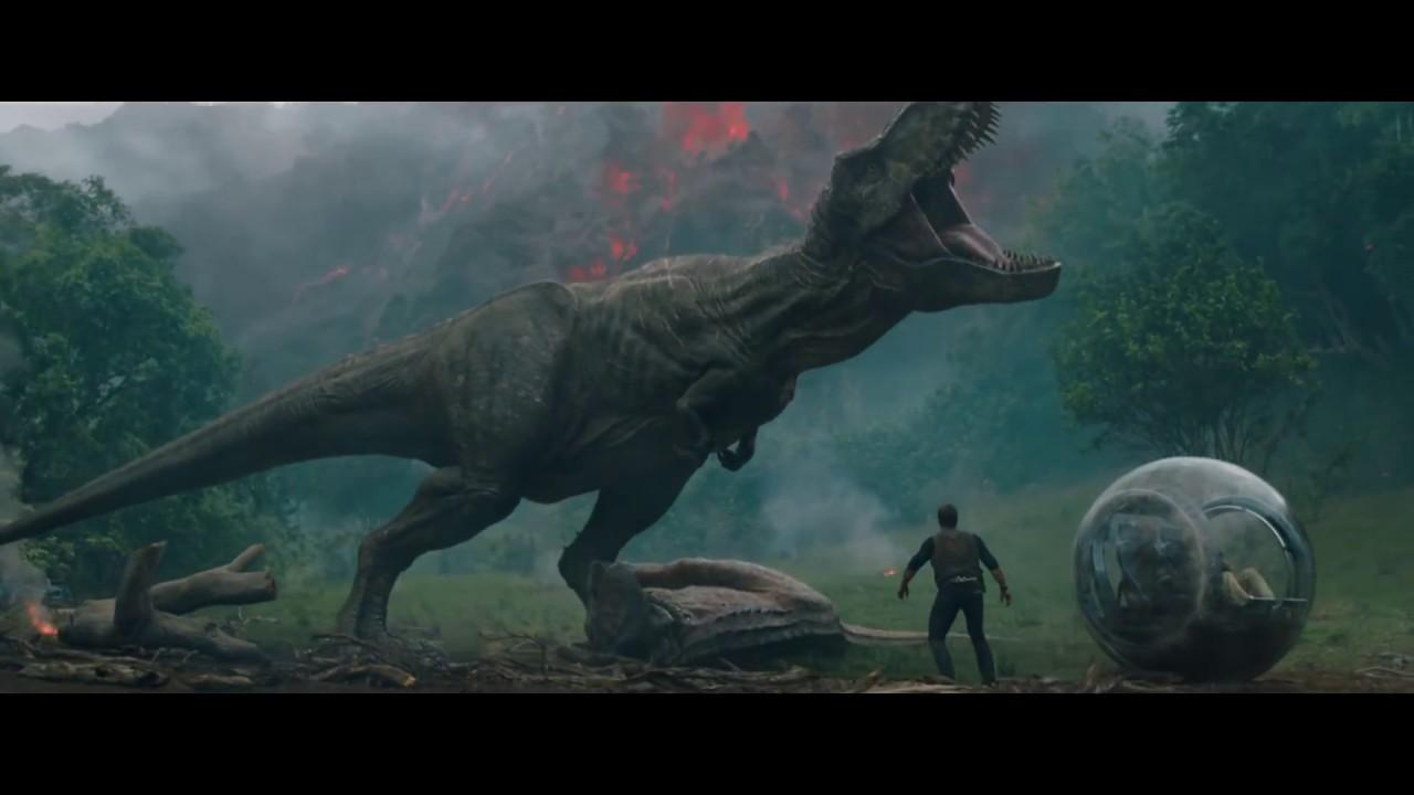 Jurassic World  Fallen Kingdom   ตัวอย่าง จูราสสิค เวิลด์  2018