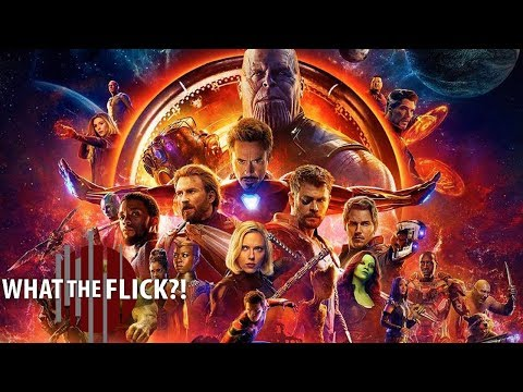 Avengers: Infinity War (SPOILERS) - Official Movie Review