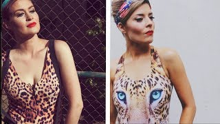 RECREATING MAMRIE HART'S INSTAGRAM PHOTOS // Grace Helbig