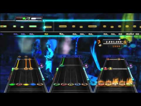 Na Na Na - My Chemical Romance Expert+ Full Band Guitar Hero: Warriors of Rock