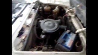 видео как поменять кран отопителя на ваз 2107