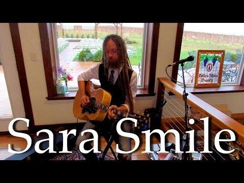 Hall & Oates - Sara Smile (Instrumental Interpretation) | James Dean Acoustic | Live Looping