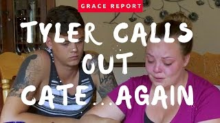 Tyler Baltierra Shades Catelynn Lowell's Weight AGAIN On Teen Mom OG