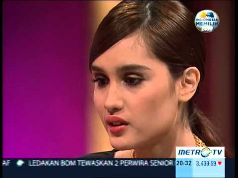 CINTA LAURA KIEHL @Just Alvin 'This Is What I Want' Metro Tv 150913 #1