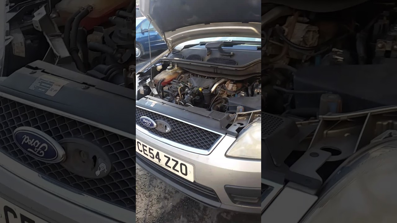 Ford Focus Cmax Heavy Steering Fault