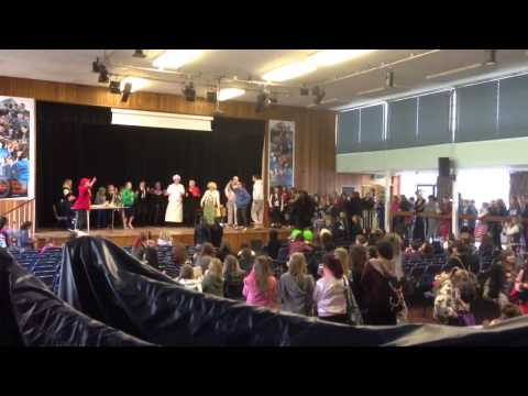Red Nose Day at Suffolk new academy