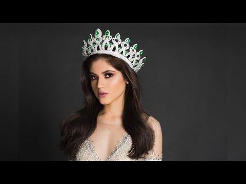 Dariana Urista Crowned Miss Supranational Mexico 2019