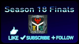 For Honor: PS4 Community For Honor For All Season 18 Finals