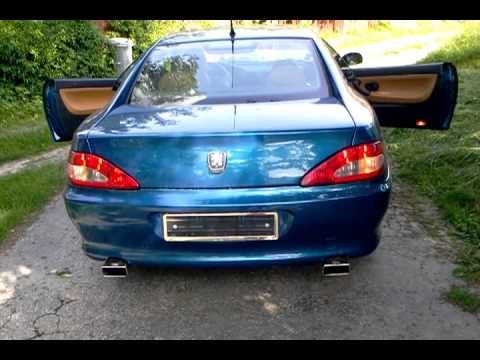 peugeot 406 coupe pininfarina v6 x trem sound 190 horsespower automatico start youtube. Black Bedroom Furniture Sets. Home Design Ideas