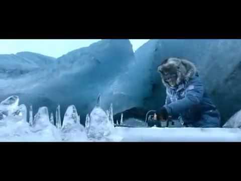 Как развлекаются на полярной станции