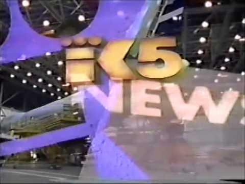 KING 5 News 6:30 Open (4/3/95)