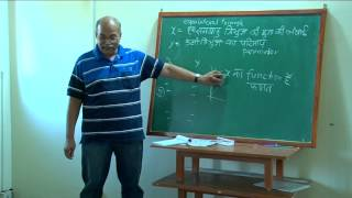 Dr.H.C.Verma Teaching Calculus 1/6