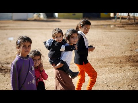 Confronting the Syrian Refugee Crisis: Putting Faith in Humanitarian Aid