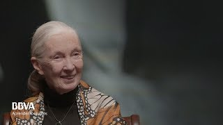 V.O. My message to girls who want to be scientists. Jane Goodall, primatologist