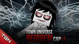 TOWN UNIVERSE REQUIEM: LA GRAN BODA REAL #11 (MINECRAFT SERIE DE MODS)