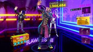 Dance Central 3 DLC - Say Aah (Hard) - Trey Songz ft. Fabolous - Gold Stars