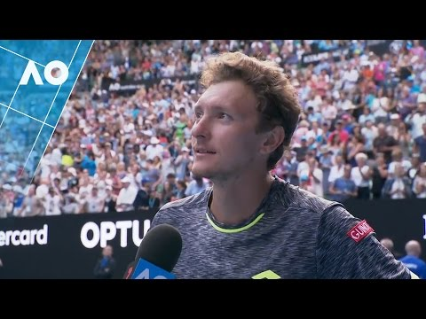 Denis Istomin defeats Novak Djokovic (2R) | Australian Open 2017