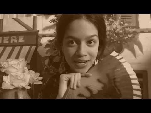1900s ASMR En Español~ Te Maquillo {Makeup Roleplay}