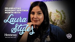 Our Path, Our Pride: Celebrating Hispanic Heritage Month with Laura Stylez