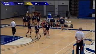 Yuba vs. Solano. BVC Volleyball 10-19-18