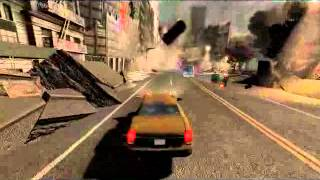 """Alone in the Dark 2008 """"Taxi Gameplay"""""""