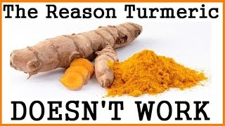 The Reason Why Turmeric Doesn