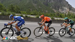 Download Critérium du Dauphiné 2019: Stage 6 | EXTENDED HIGHLIGHTS | Cycling on NBC Sports Mp3 and Videos