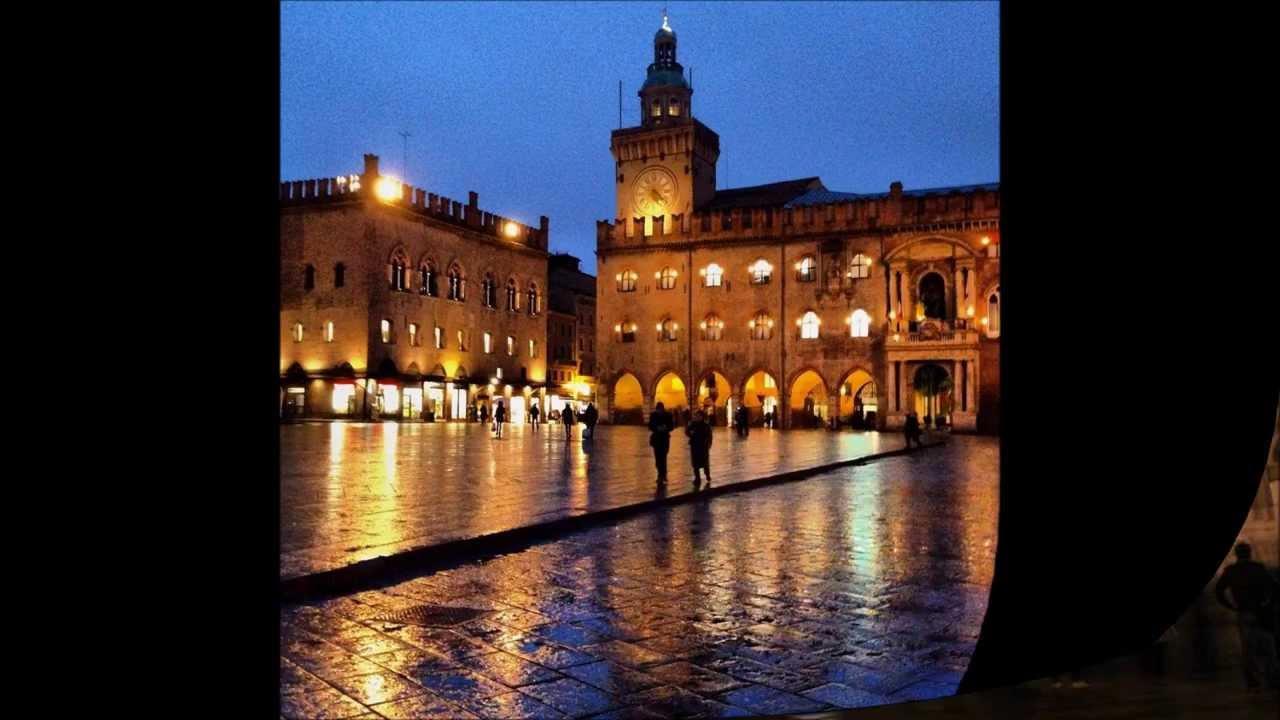 Bologna Di Notte Bul 229 Ggna By Night Youtube